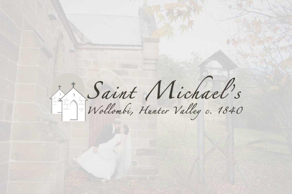 WordPress website, Rapid Websites, Saint Michaels Church