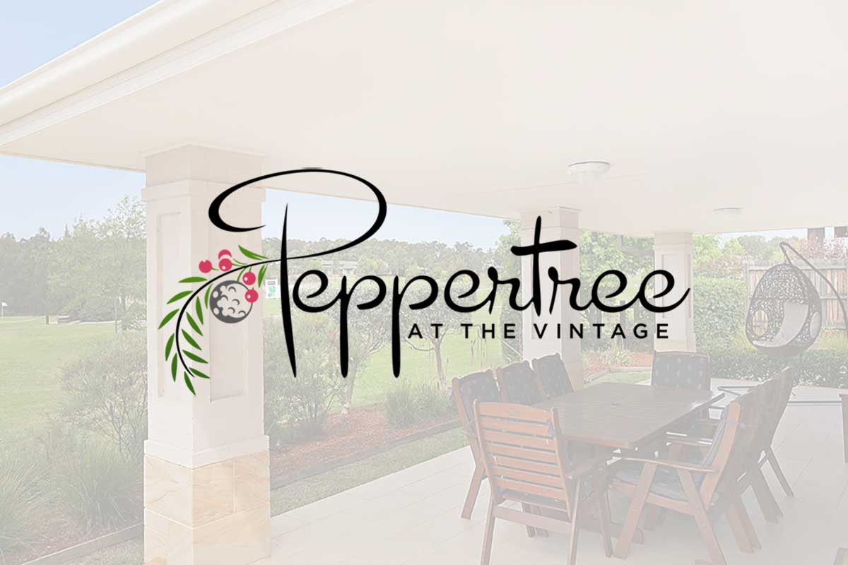 WordPress website, Rapid Websites, Peppertree at the Vintage