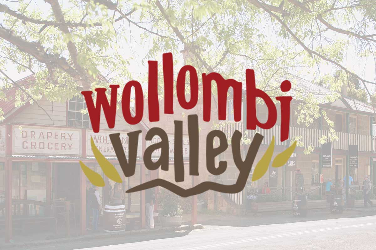 WordPress website, Rapid Websites, Wollombi Valley Chamber of Commerce