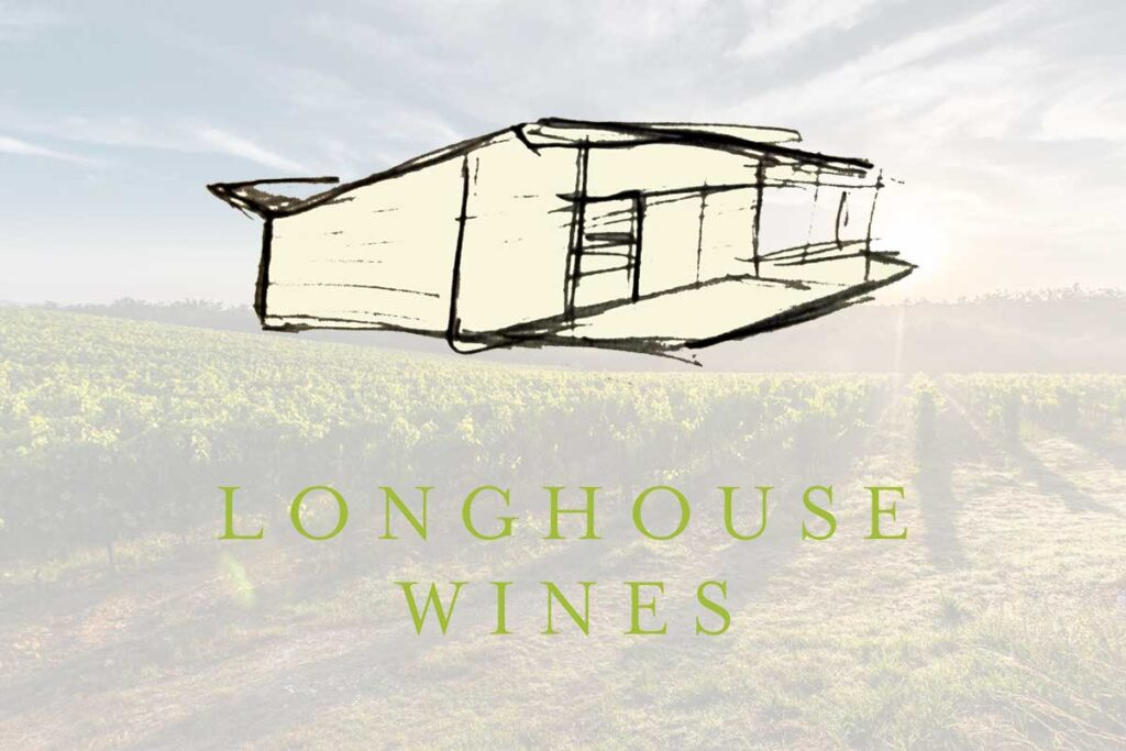 WordPress website, Rapid Websites, Longhouse Wines