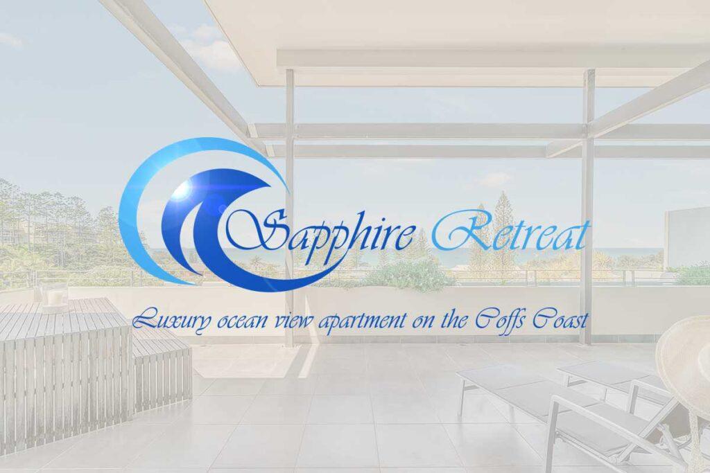 WordPress website, Rapid Websites, Sapphire Retreat