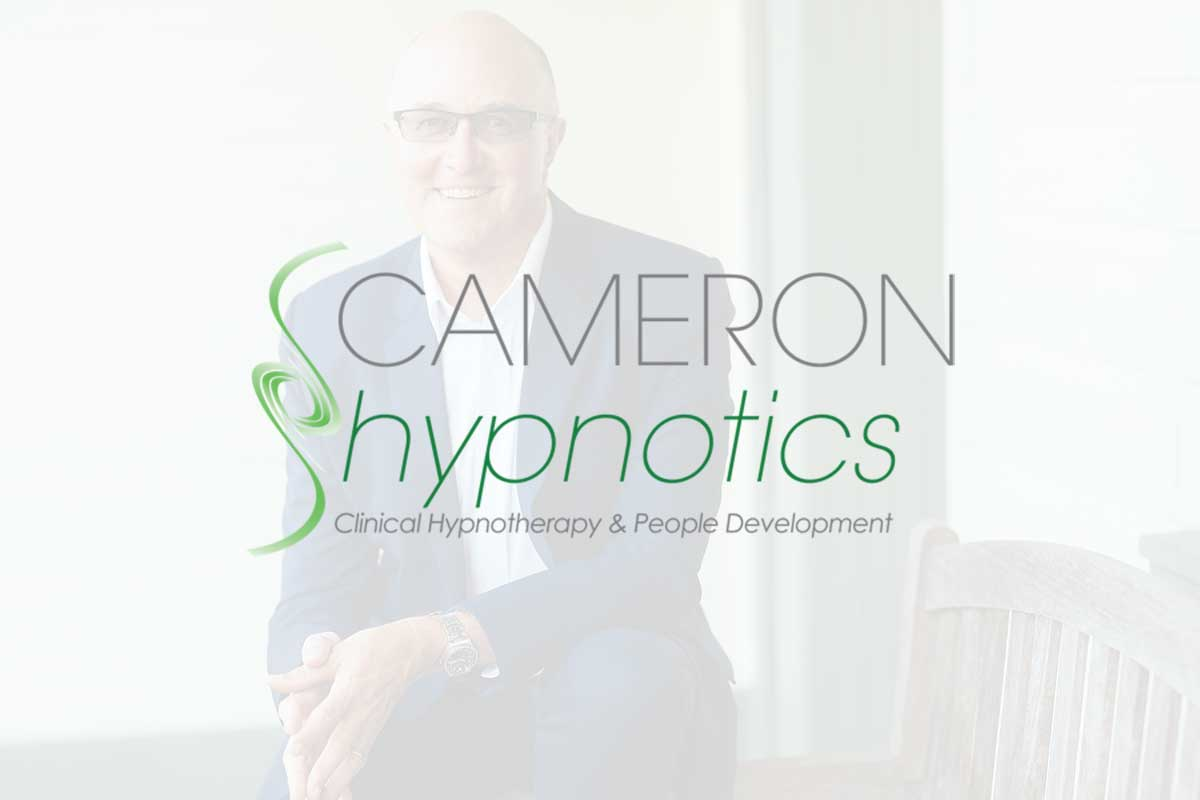 WordPress website, Rapid Websites, Cameron Hypnotics
