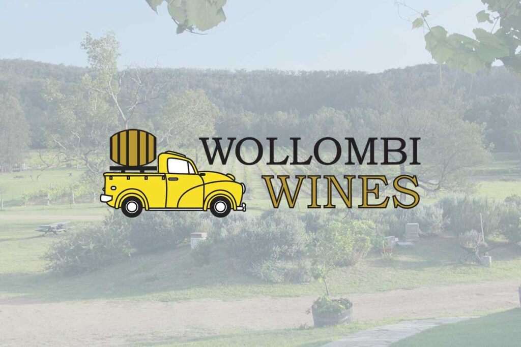 WordPress website, Rapid Websites, Wollombi Wines