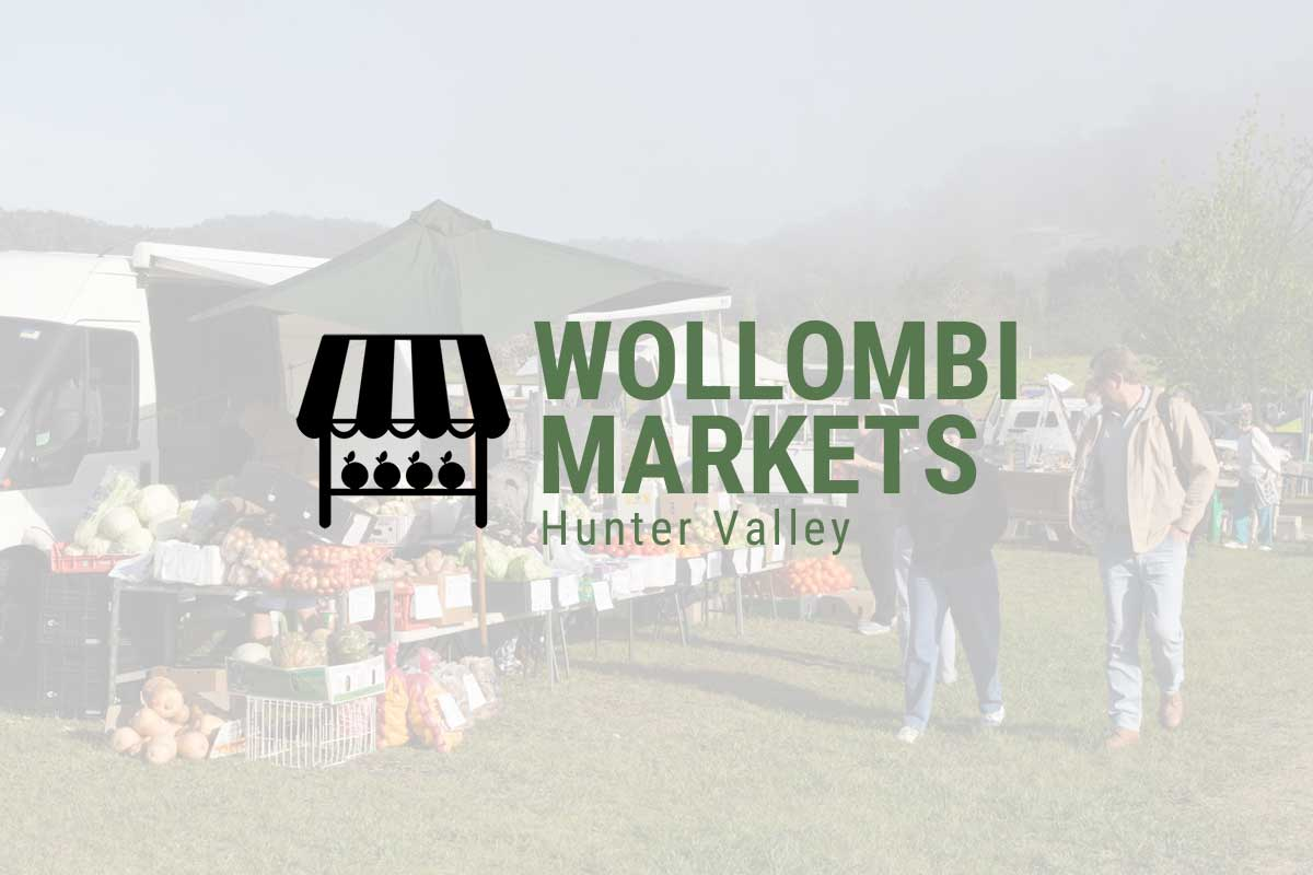 WordPress website, Rapid Websites, Wollombi Markets