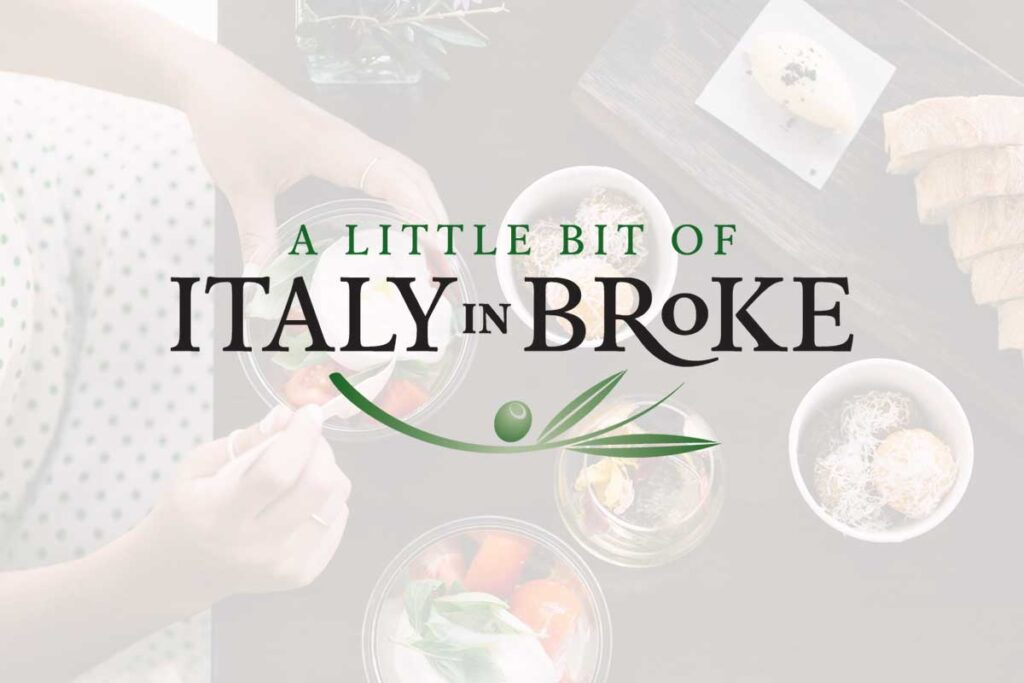 WordPress website, Rapid Websites, Italy in Broke