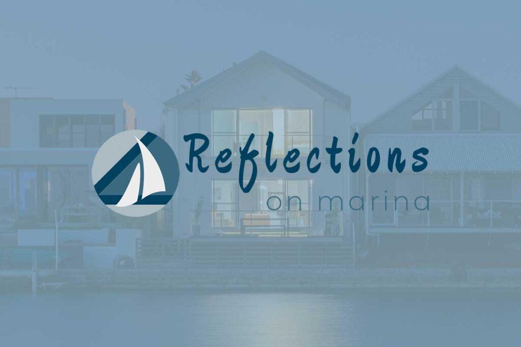 Reflections on Marina, WordPress Website, Rapid Websites