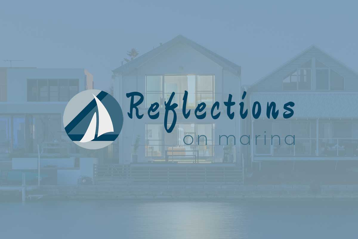 Reflections on Marina, WordPress Website, Rapid Websites