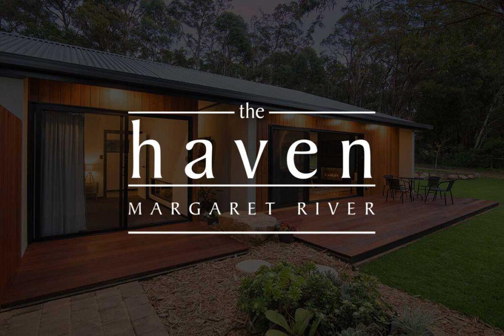The Haven Margaret River, WordPress Website, Rapid Websites