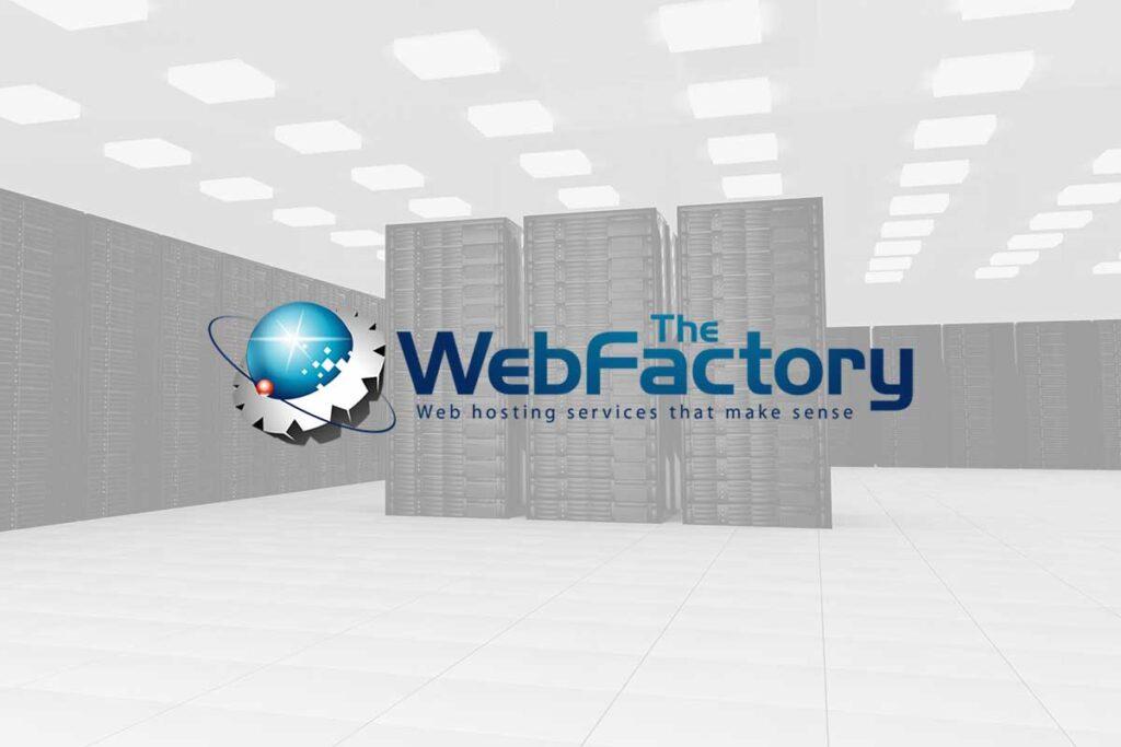 WordPress website, Rapid Websites, The Web Factory