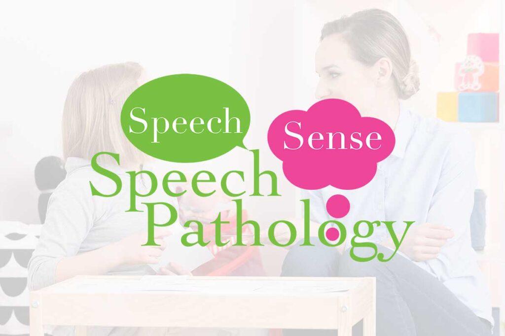 WordPress website, Rapid Websites, Speech Sense Speech Pathology